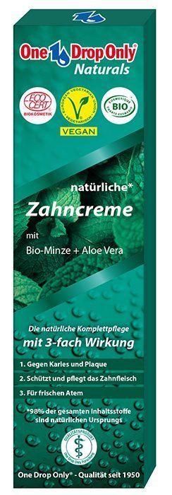 Zahncreme Naturals