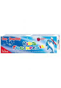 toothpaste kids onedroponly
